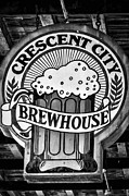 Kathleen K Parker - Crescent City Brewhouse - BW