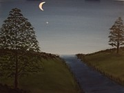 Michelle Treanor - Crescent Moon