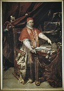Benedict Photo Posters - Crespi, Giuseppe Maria 1665-1747 Poster by Everett