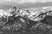 Crestone Peak  Print by Aaron Spong