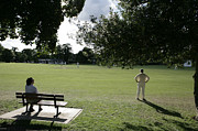 Marlow Originals - Cricket England by Paul Felix
