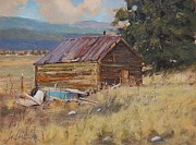 Greg Clibon - Cripple Creek Cabin