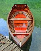 Ramona Johnston - Croatian Rowboat