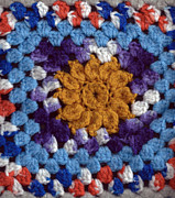 Vit Posters - Crochet # 2 Poster by J M L Patty