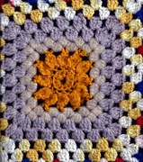 Vit Posters - Crochet # 4 Poster by J M L Patty