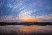 Timelapse Framed Prints - Crochet the Sky Framed Print by Adam Mateo Fierro