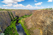 Oregon State Art - Crooked River Canyon by Jess Kraft