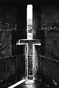 Normans Photos - Cross at Tower Hill by Christi Kraft