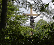 JRP Photography - Cross In The Woods II