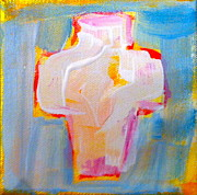 Cross Print by Sue Scoggins