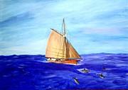 Bill Hubbard - Crossing The Gulf Stream