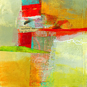 Cruciform Paintings - Crossroads 55 by Jane Davies