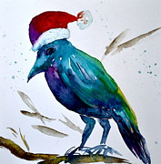 Blackbirds Originals - Crow Ho Ho by Beverley Harper Tinsley
