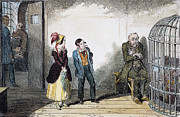 Cruikshank Art - Cruikshank: Temperance by Granger