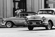 Cuba Photos - Cruisin Havana II by Erik Brede