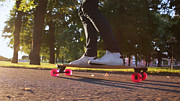 Skate Photo Originals - Cruising by Viktor Eastring