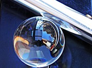 Crystal Ball Framed Prints - Crystal Ball Project 69 Framed Print by Sarah Loft