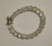 Featured Jewelry - Crystal Butterfly Bracelet by Fatima Pardhan