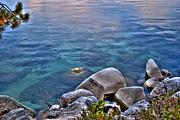 William Havle - Crystal Clear Sand Harbor