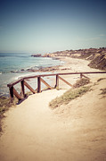 Paul Velgos - Crystal Cove Overlook...
