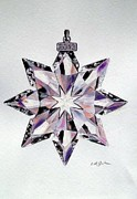 Cathy Jourdan - Crystal Ornament