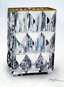 Cathy Jourdan - Crystal Vase 2