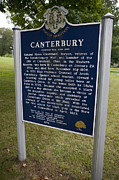 1833 Photos - CT-004 Canterbury by Jason O Watson