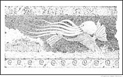 Cthulhu 2 Print by Steve Allender