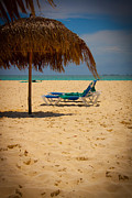 Sirena Photo Acrylic Prints - Cuba - Playa Sirena II Acrylic Print by Amador Esquiu Marques