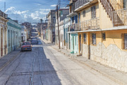 Cuba Pastell  Print by Juergen Klust