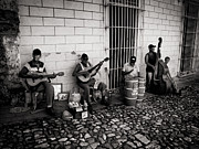 Philip Guiver - Cuban Street Band
