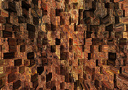 Create Digital Art - Cubed by Jack Zulli