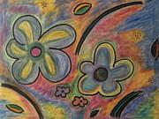 Lois Picasso - Cubism Flowers 2.3