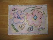 Lois Picasso - Cubism Flowers 4