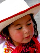 Earrings Photos - Cuenca Kids 350 by Al Bourassa