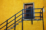 Staircase Photos - Culross Sketches 2. Scotland by Jenny Rainbow