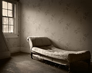 Chaise Photo Prints - Cumberland Dreams Print by Barbara Marie Kraus