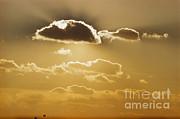 John G Ross - Cumulus Clouds