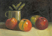 Tancau Emanuel - Cup Basil And Apples