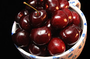 Andee Photography - Cup of Cherries - Fruit - Juicy - Sweet - Snack