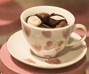 Beautiful Art - Cup of Chocolate by Juli Scalzi