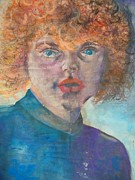 Andrea HJERPE - Curly Red Hair
