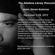 Steven Gutierrez - Current Exhibit