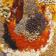 Paul Cowan - Curry spices