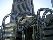 Siva Guru - Curved Arcs At Yokohama