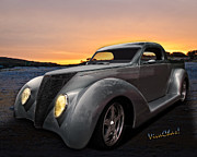 Chas Sinklier - Custom 37 Ford Pickup