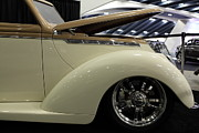 Custom Roadster Photos - Custom American Hotrod - 5D20389 by Wingsdomain Art and Photography