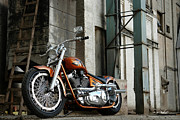 Stephen Winchester - Custom Chopper