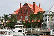 Kathy DesJardins - Customs House in Key West