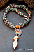 Teal Jewelry - Cybele by Michelle Bush